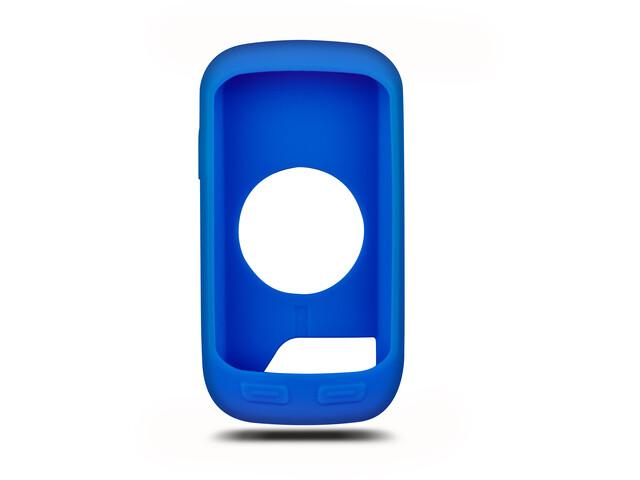 Garmin Edge 1000 Schutzhülle gummiert blau